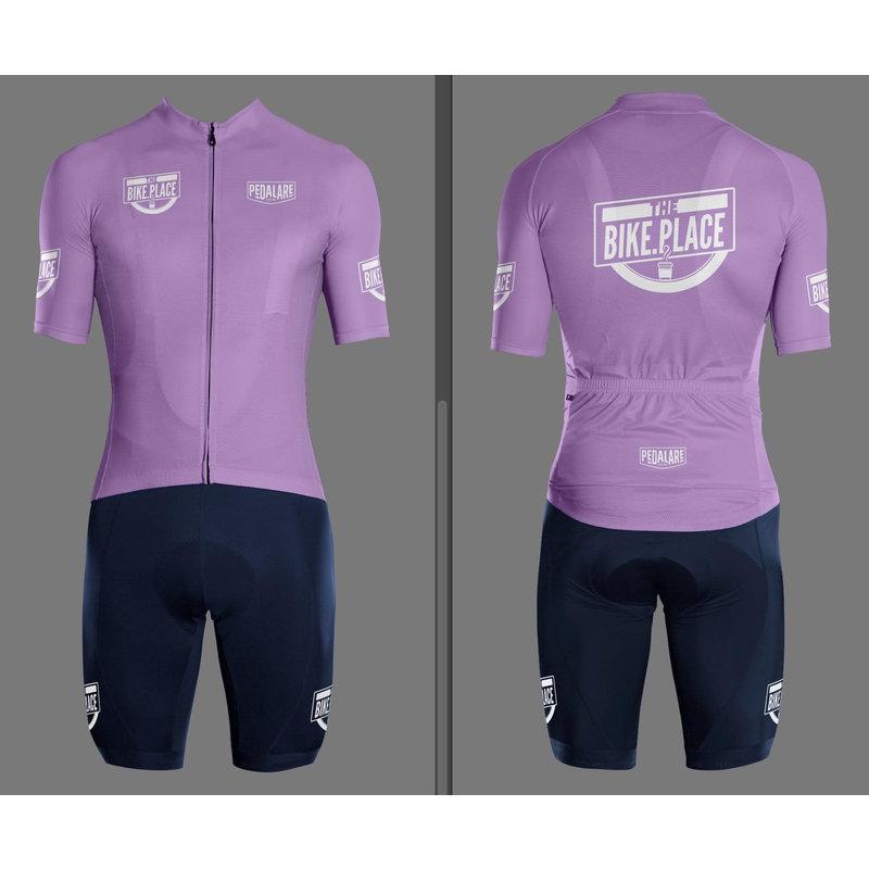Bike Place TBP Shades of Purple - Lavender Top Ladies