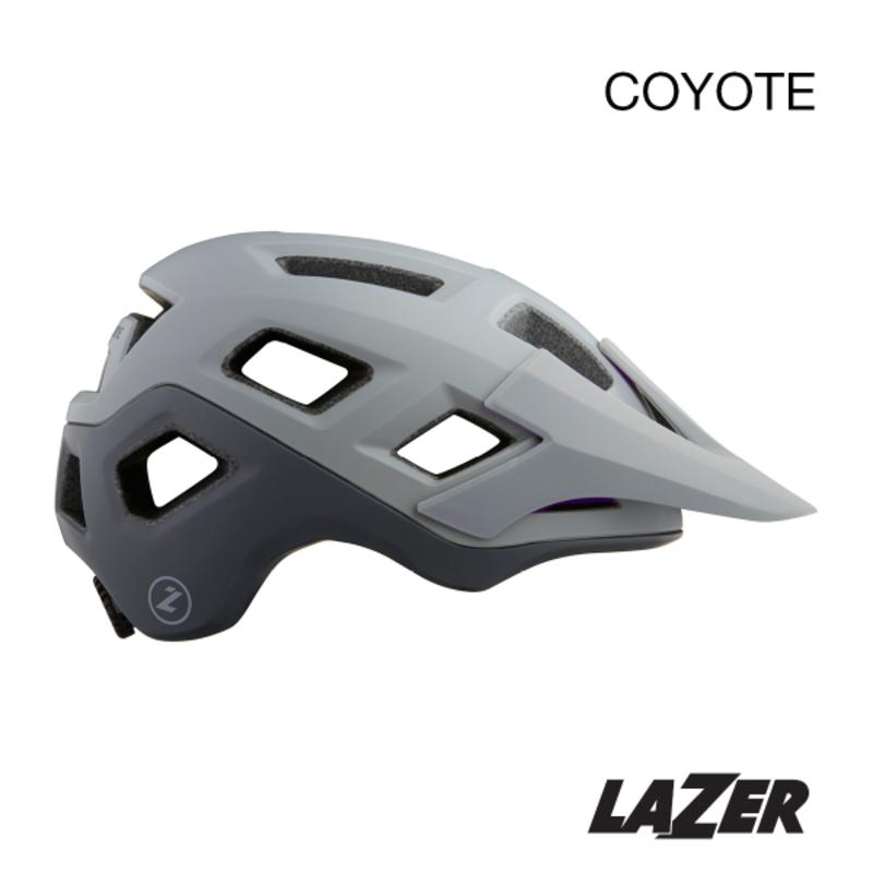 Lazer LAZER - COYOTE - Range MATTE DARK GREY