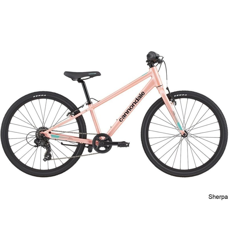 Cannondale CANNONDALE QUICK 24 7SP SHERPA