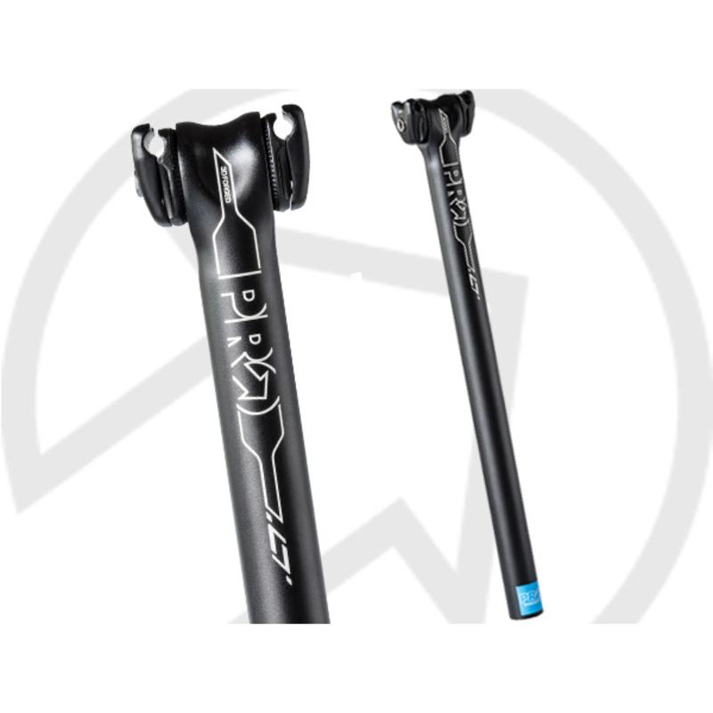 Pro PRO SEAT POST - LT BLACK 30.9mm 400mm 0mm OFFSET