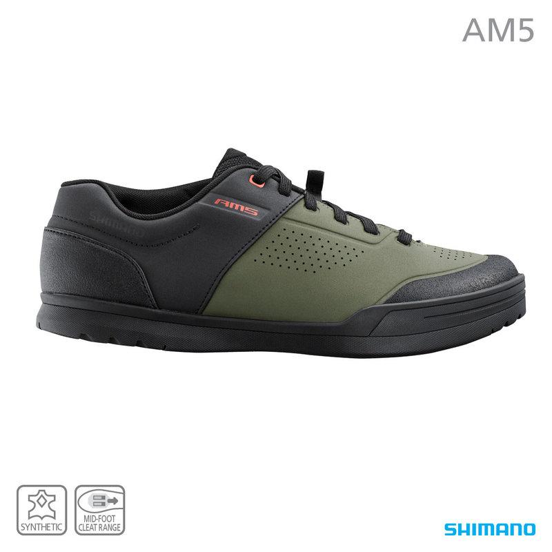Shimano SH-AM503 FREERIDE SHOES OLIVE