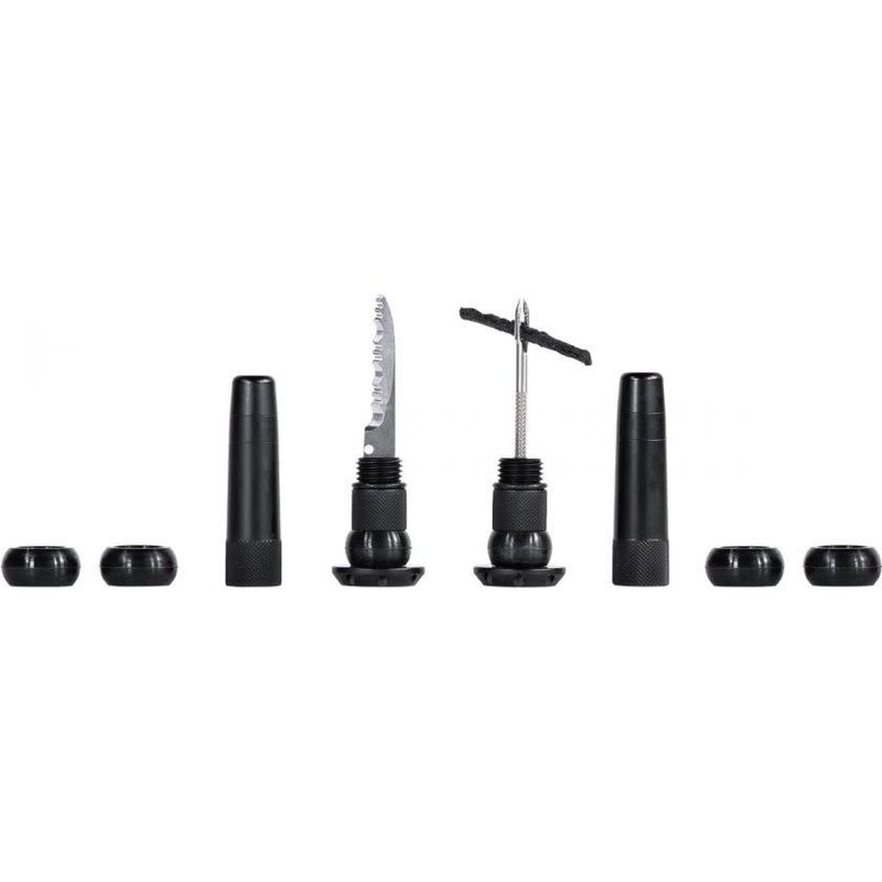 MUC-OFF MUC-OFF STEALTH TUBELESS PLUGS BLK