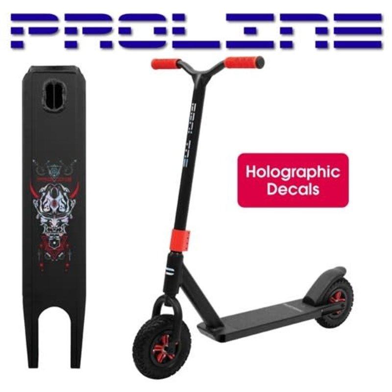 Proline PROLINE Dirt Series V2- Black Red