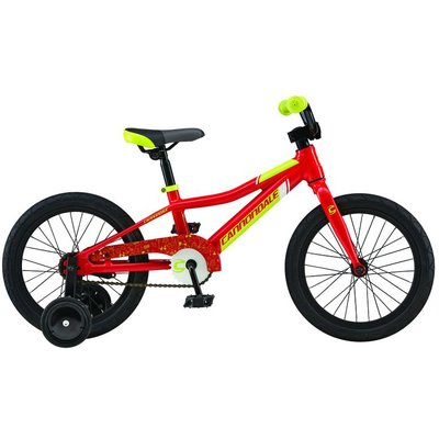 Cannondale Cannondale TRAIL 16 kids RED