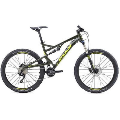 Fuji Fuji Reveal 27.5 Forest Green Large