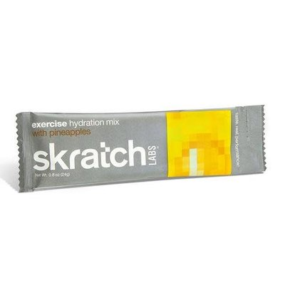 SKRATCH Skratch Labs Sports Hydration Drink Mix Pineapple Single