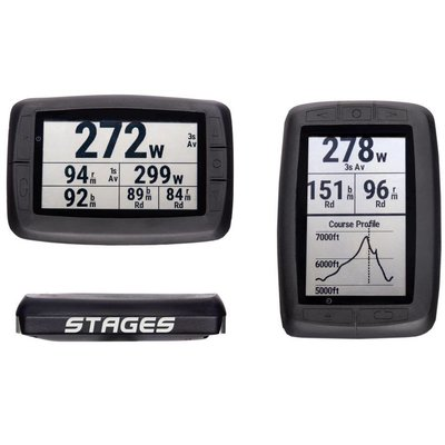 STAGES STAGES DASH GPS Head Unit
