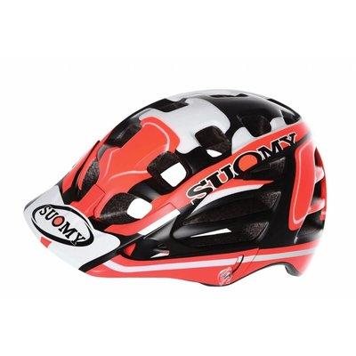 Suomy Suomy Scrambler DESERT Red White Matt MTB Helmet