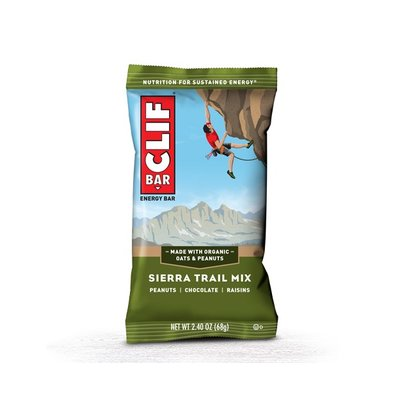 CLIF **CLIF BAR SIERRA TRAIL MIX 68G