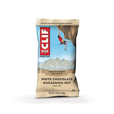 CLIF CLIF BAR WHT CHOCOLATE MACADAMIA