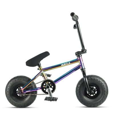 HUSTLE BMX Hustle Mini Oil Slick