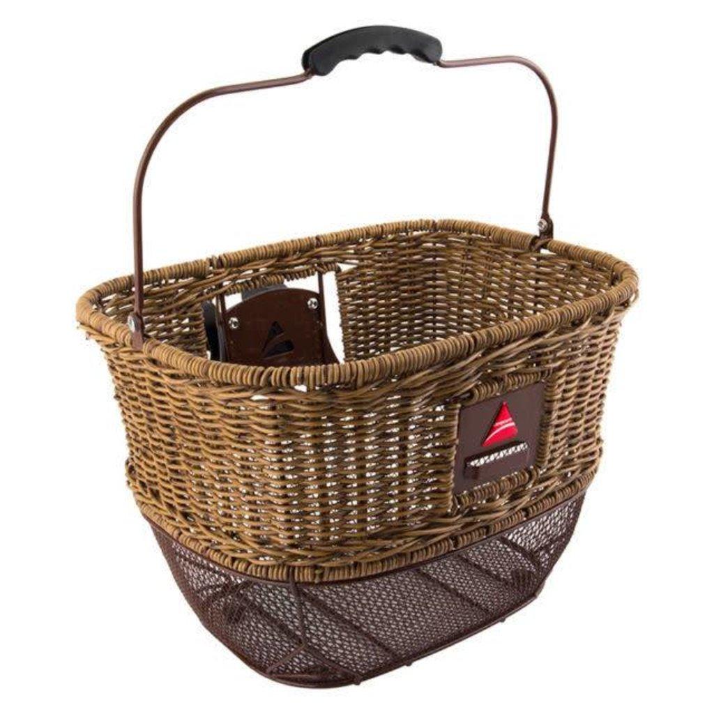 AXIOM Axiom City Wicker DLX Front Basket