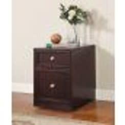 Parker House Furniture BOS#357D&375DISC Parker House Bosto 2PC Desk & File Set