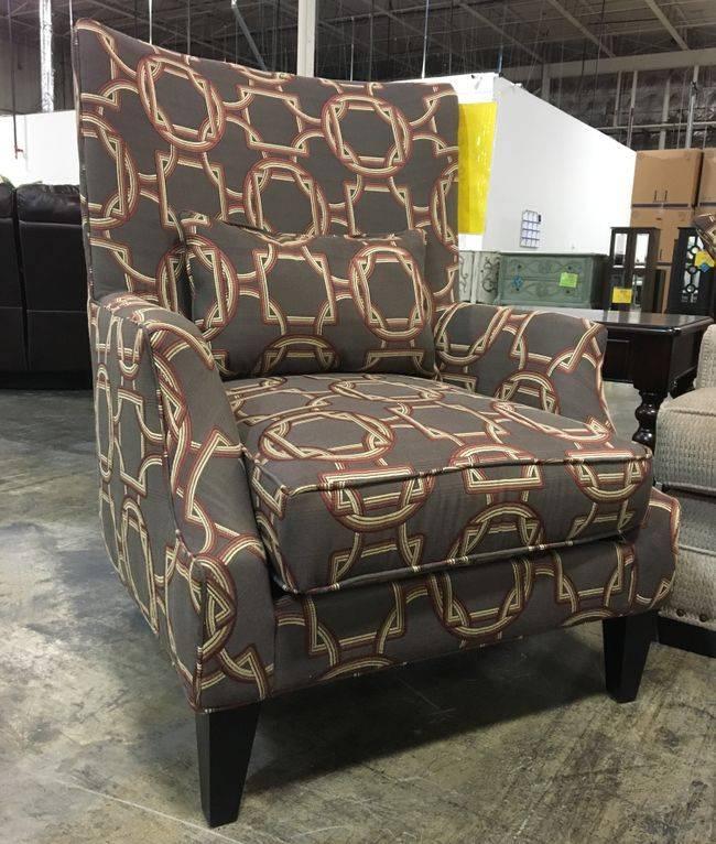 McKayAC-StarkfieldSpice EJ Lauren Accent Chair
