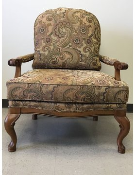 3410DPDISC Best Cogan Custom STNRY ChairDISCONTINUED