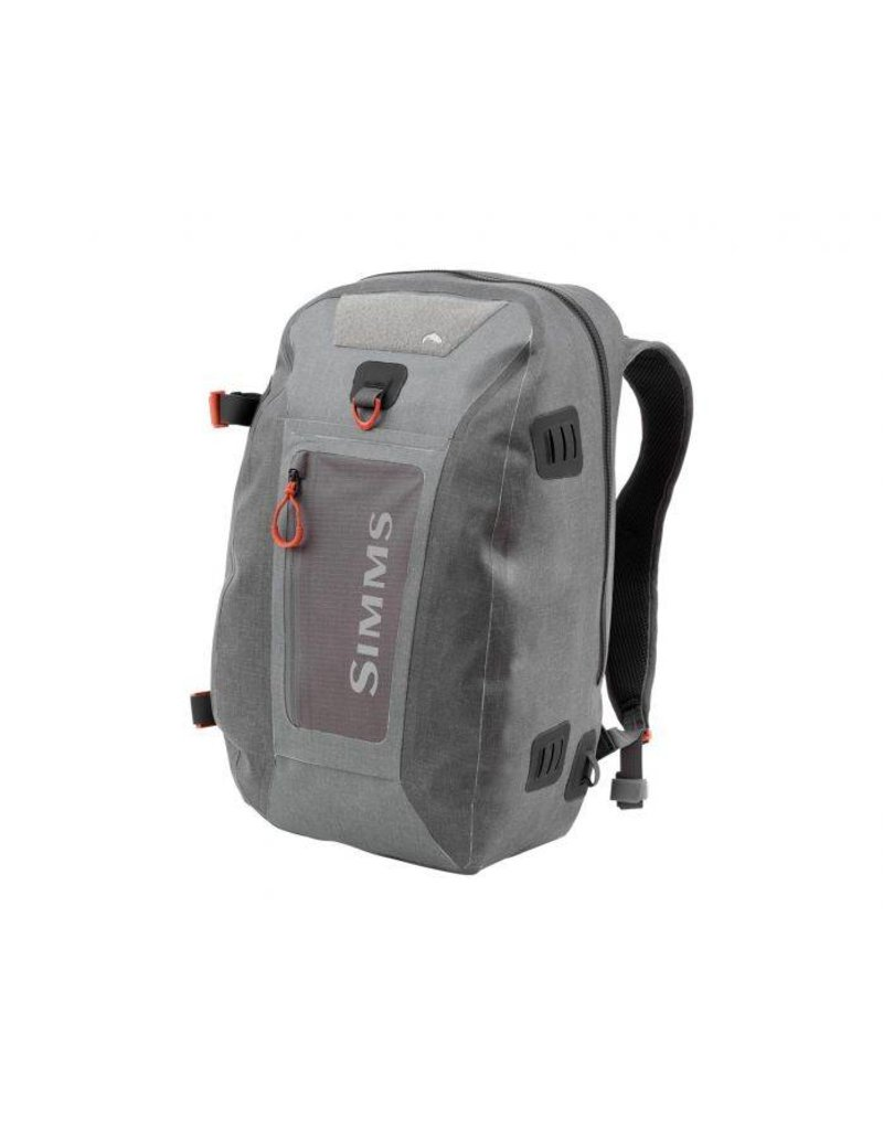 3e2afc5db30b S18 SIMMS DRY CREEK Z BACKPACK PEWTER - Beaver Creek Fly Shop