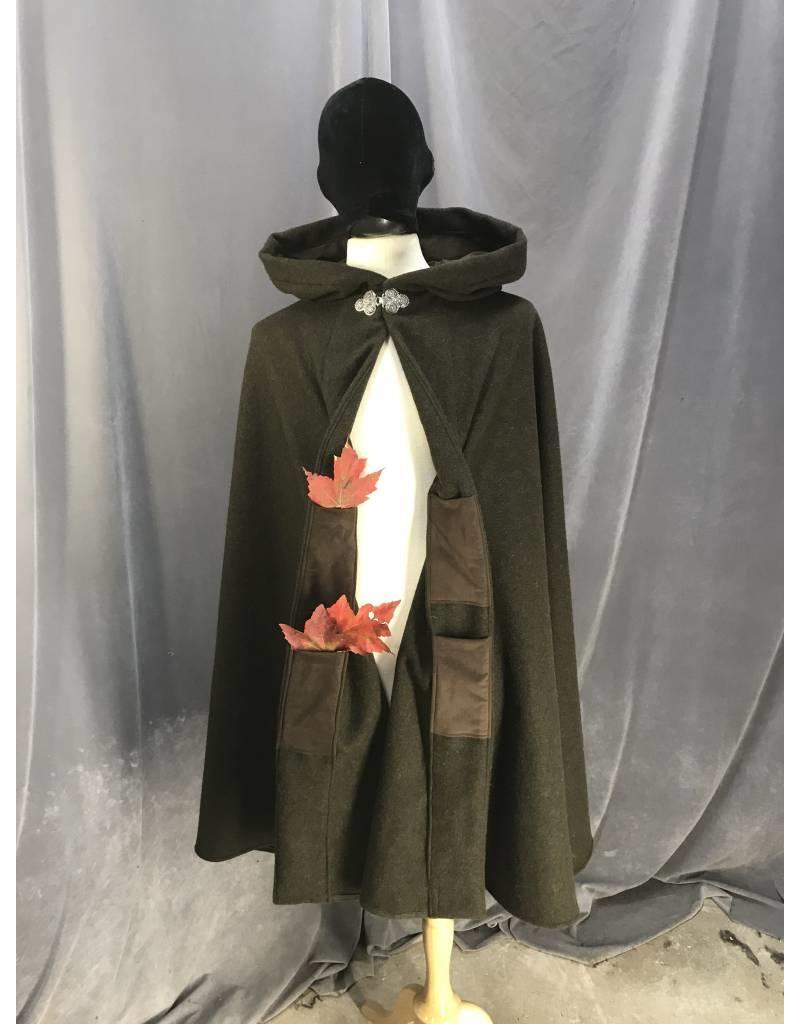 49711ae1cf0 3878 - Heathered Green 3 4 Cloak