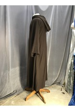 Cloak and Dagger Creations R440 - XL Umber Brown Jedi Robe with Pockets