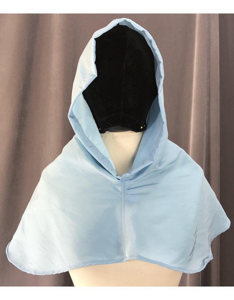Cloak and Dagger Creations H230 - Hood in Light Blue, Water Resistant, Lightweight