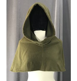 Cloak and Dagger Creations H188 - Green Hooded Cowl