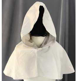 Cloak and Dagger Creations H213 - Hood in Beige, Water-Resistant, Washable