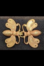 Cloak and Dagger Creations Bees Cloak Clasp - Jeweller's Bronze