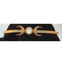 Cloak and Dagger Creations Crescent Moon Circlet 2