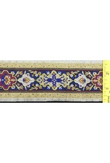 Cloak and Dagger Creations Medallion, Russian w/Added Edges, Gold/Red/Whte/Blue -Wide