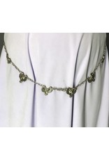 Cloak and Dagger Creations Chain Belt, Hell Cats - antiqued silvertone