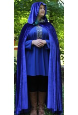 Cloak and Dagger Creations J608 - Vibrant Blue Long-Sleeve Tunic
