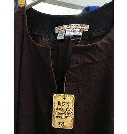 Cloak and Dagger Creations J719 - Brown Viking Tunic, Washable Wool