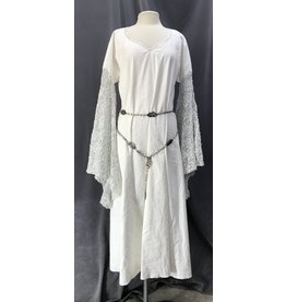 Cloak and Dagger Creations G1108 - Easy Care White Gladriel-Style Gown