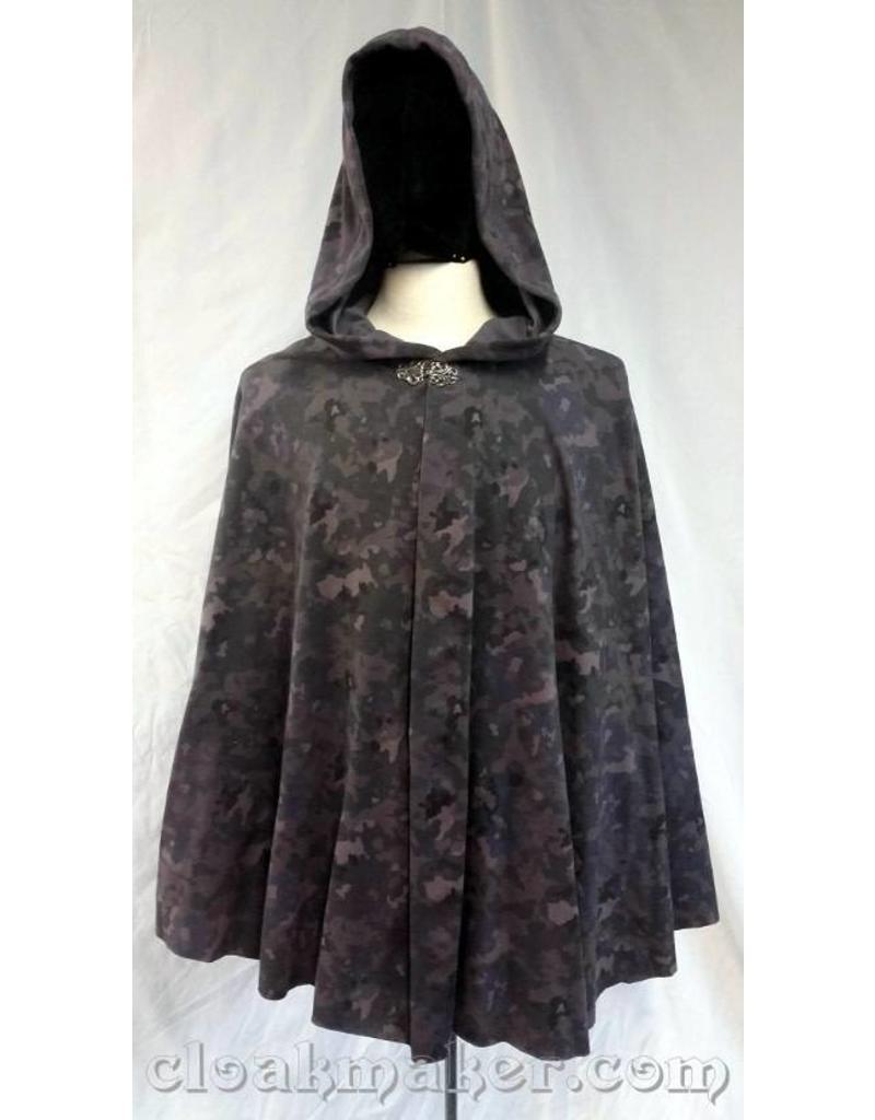 1d9fc989a2 3702 - Grey Toned Camo Full Circle Cloak ...