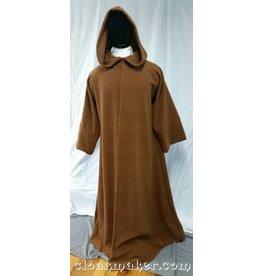 R428 - Cinnamon Wool Obi-Wan Episode I Jedi Robe