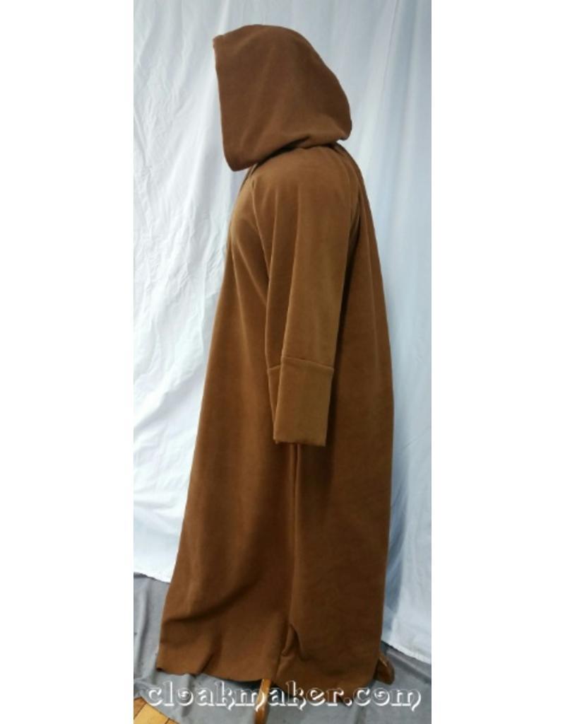 Cloak and Dagger Creations R428 - Cinnamon Wool Obi-Wan Episode I Jedi Robe