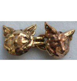 Cloak and Dagger Creations Fox Hook & Eye - Jewelers Bronze