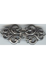 Cloak and Dagger Creations Vale Cloak Clasp - Pewter