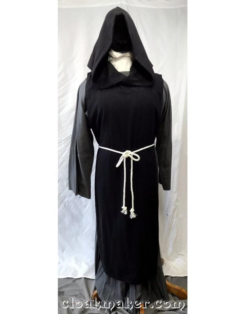 e4e9f601c8 Cloak and dagger creations black wool monk jpg 800x1024 Monk hood