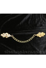 Cloak and Dagger Creations Oak - Simple with Chain - Bronze Tone Plated