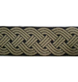 Cloak and Dagger Creations 12 Strand Celtic Braid Trim - Wide