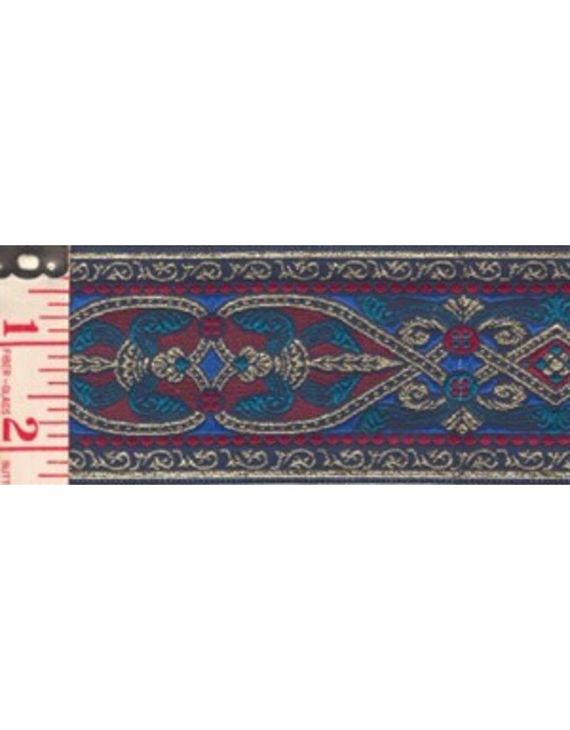 Cloak and Dagger Creations Florentine, Trim Gold/Blue/Red - Wide
