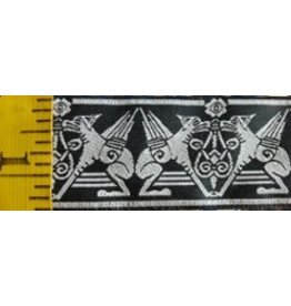 Cloak and Dagger Creations Gargoyles Trim - Black & White