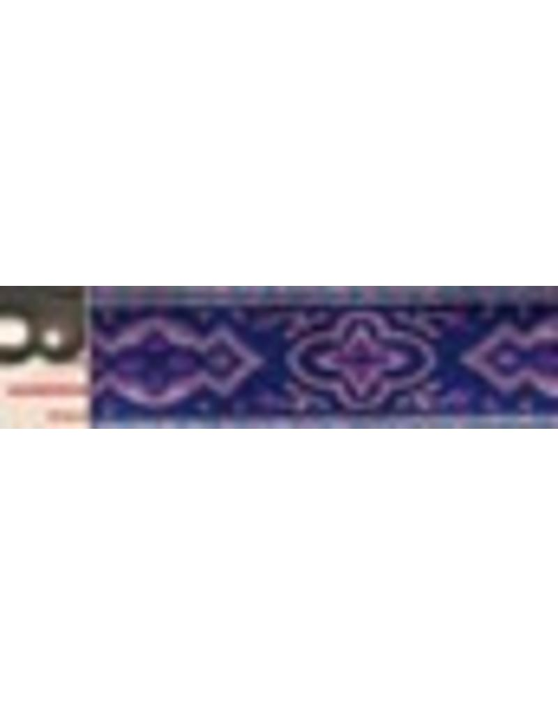 Cloak and Dagger Creations Medallion, Russian Trim, Pink/Purple - Narrow