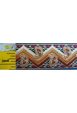 Cloak and Dagger Creations Paisley Dancing on the Mountain Trim