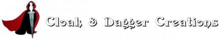 Cloak & Dagger Creations Homepage