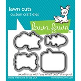 Lawn Fawn Dies (say what? pets)