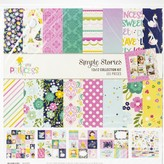Simple Stories Collection Kit 12X12 (little princess)