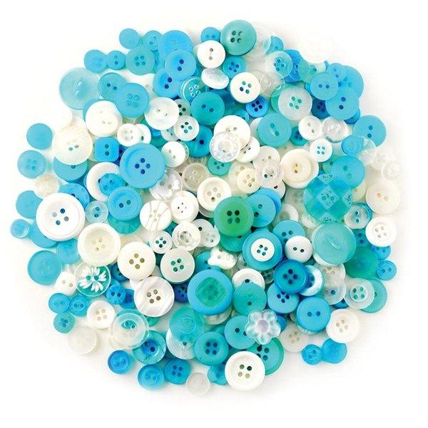 Fashion Buttons 85g - Ocean
