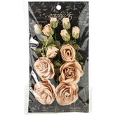 Graphic 45 Staples Rose Bouquet Collection (precious pink)