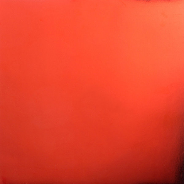 Bazzill Foil Cardstock 12X12 (red)